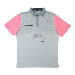 Rory McIlroy Autographed Nike Lightweight Polo