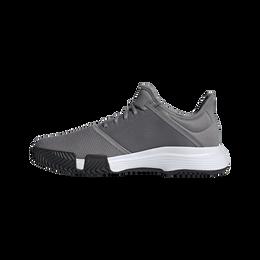 GameCourt Men's Tennis Shoe - Grey/Black