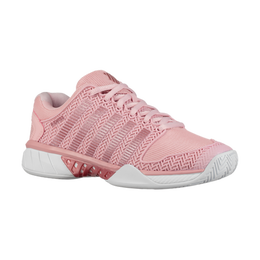 Hypercourt Express Women's Tennis Shoe - White/Pink