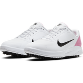 Alternate View 4 of Infinity G Men's Golf Shoe - White/Pink