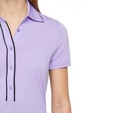 Alternate View 3 of Flor Short Sleeve Polo Shirt
