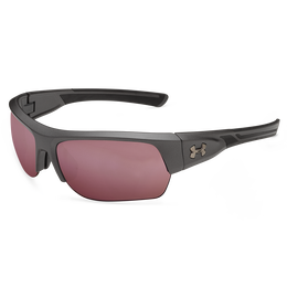 Under Armour Big Shot Tuned Golf Sunglasses