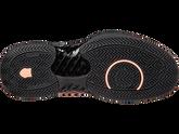 Alternate View 5 of Hypercourt Supreme Men's Tennis Shoe - Black/Orange