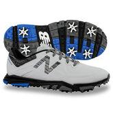 New Balance Minimus Tour Men's Golf Shoe - White/Black