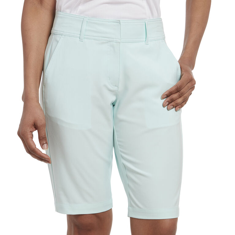 Pink Glo Group: Pull-On Bermuda Short