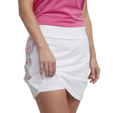 Alternate View 1 of Cheeky Collection: Striped Panel Golf Skort