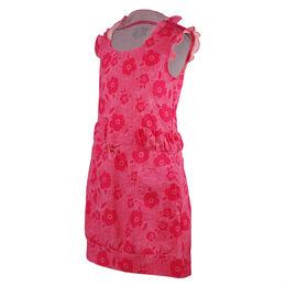 Garb Girls' Paisley Sleeveless Print Dress