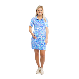 Austin Floral Print Dress