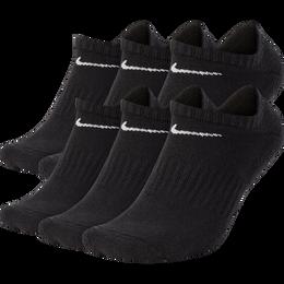 Everyday Cushion No-Show Training Socks (6 Pair)