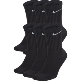 Everyday Cushion Crew Training Socks (6 Pair)