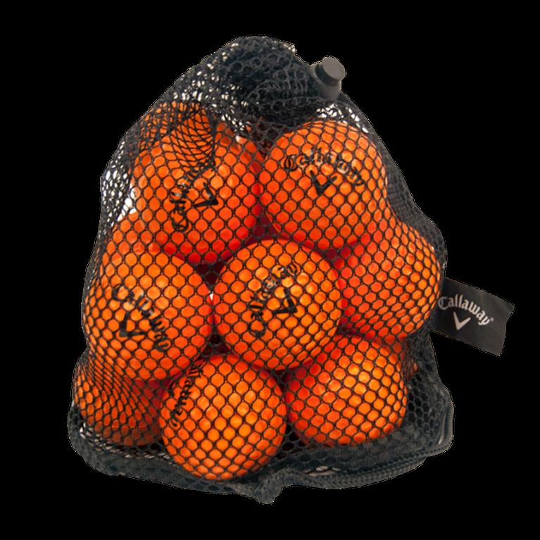 HX Practice Balls - Orange