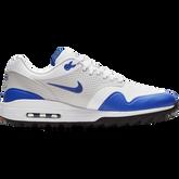 Alternate View 1 of Air Max 1 G Men's Golf Shoe - White/Blue