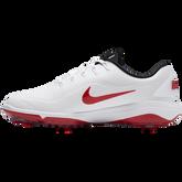 Alternate View 3 of React Vapor 2 Men's Golf Shoe - White/Red