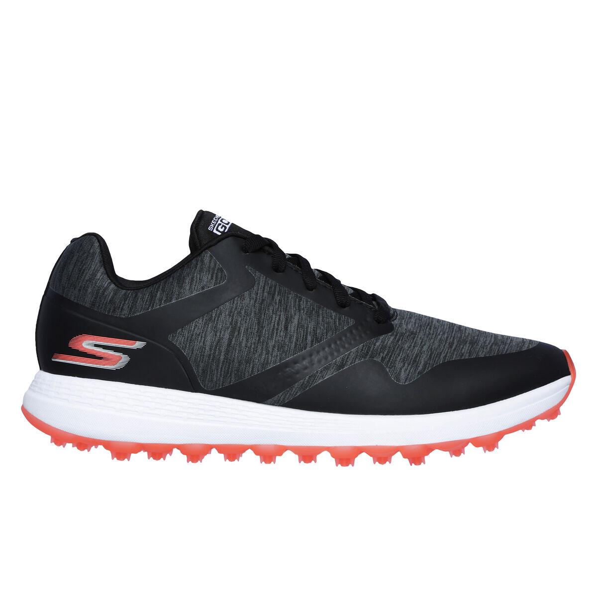 38e5196bb19ab Skechers GO GOLF Max Cut Women's Golf Shoe - Black/Pink Zoom Image