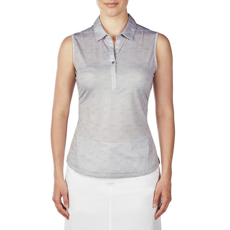 Gillian Sleeveless Polo Shirt