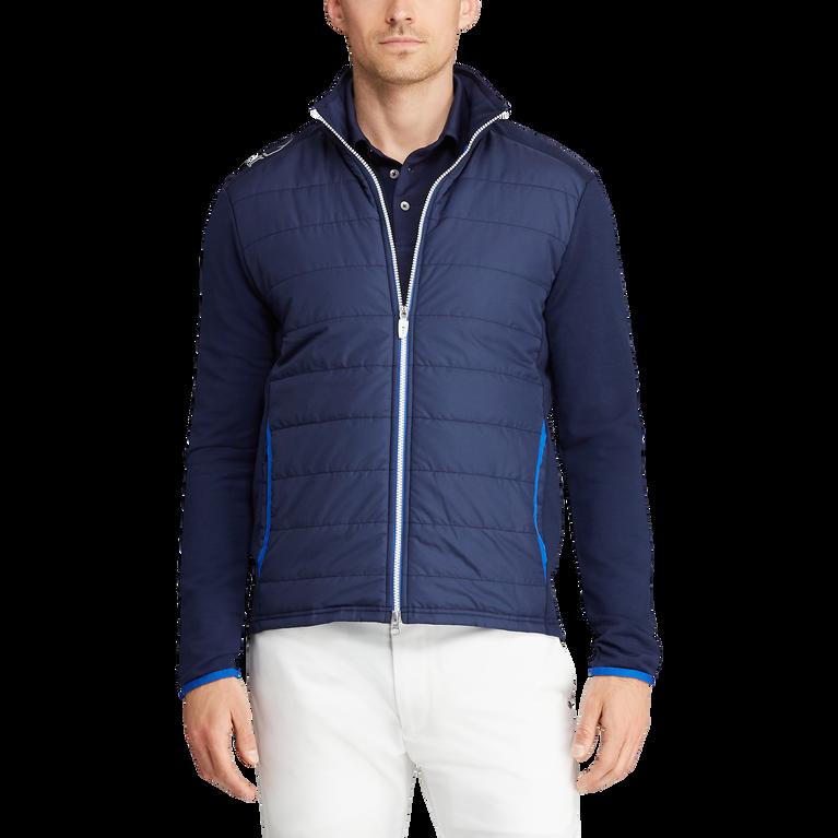 Stretch Terry Golf Jacket