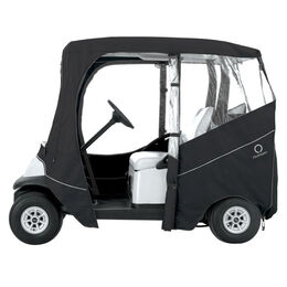 Classic Cart Accessories Fairway Deluxe Golf Car Enclosure - Short Roof