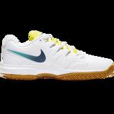 Alternate View 3 of Air Zoom Prestige Women's Tennis Shoe - White/Yellow