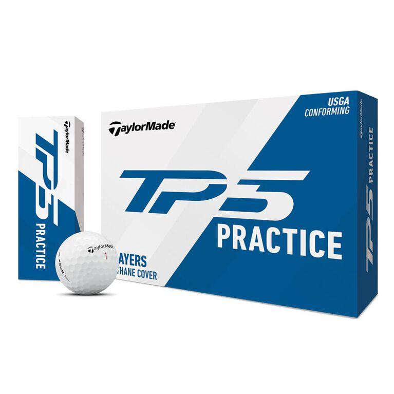 TP5/TP5x Practice Golf Balls