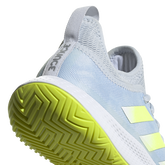 Alternate View 6 of Defiant Generation Multicourt  Women's Tennis Shoe - Blue/Yellow