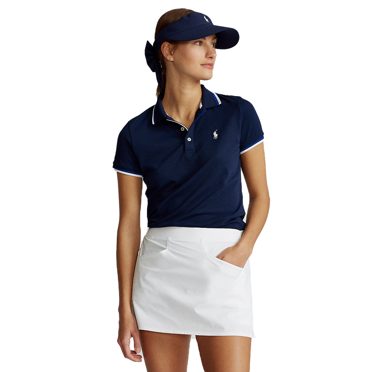 Short Sleeve Tailored Polo Shirt