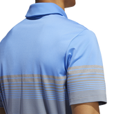 Alternate View 6 of Ultimate Gradient Block Stripe Polo