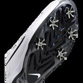 Alternate View 4 of TW71 FastFit  Men's Golf Shoe - White/Black