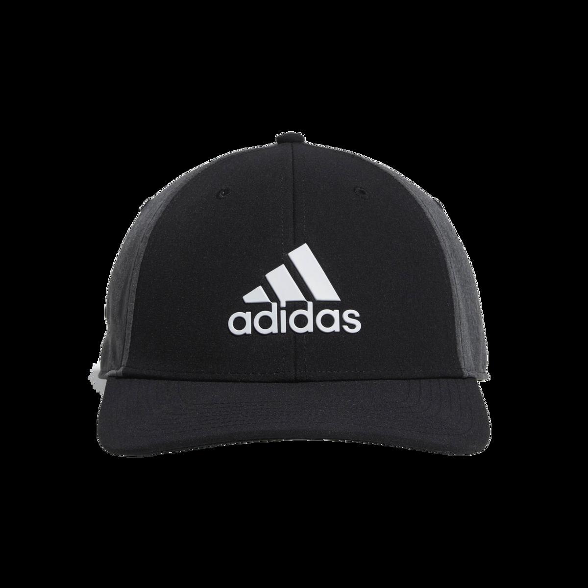 b93c856101371 adidas A-Stretch Badge of Sport Heather Tour Hat