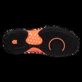 K-Swiss Hypercourt Express Men's Tennis Shoe - Orange/White