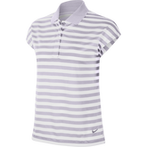Alternate View 6 of Dri-FIT Women's Striped Fairway Golf Polo