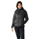 Verve Long Sleeve Karma Quilted Down Jacket