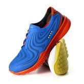 ECCO S-Drive Men's Golf Shoe - Blue/Orange