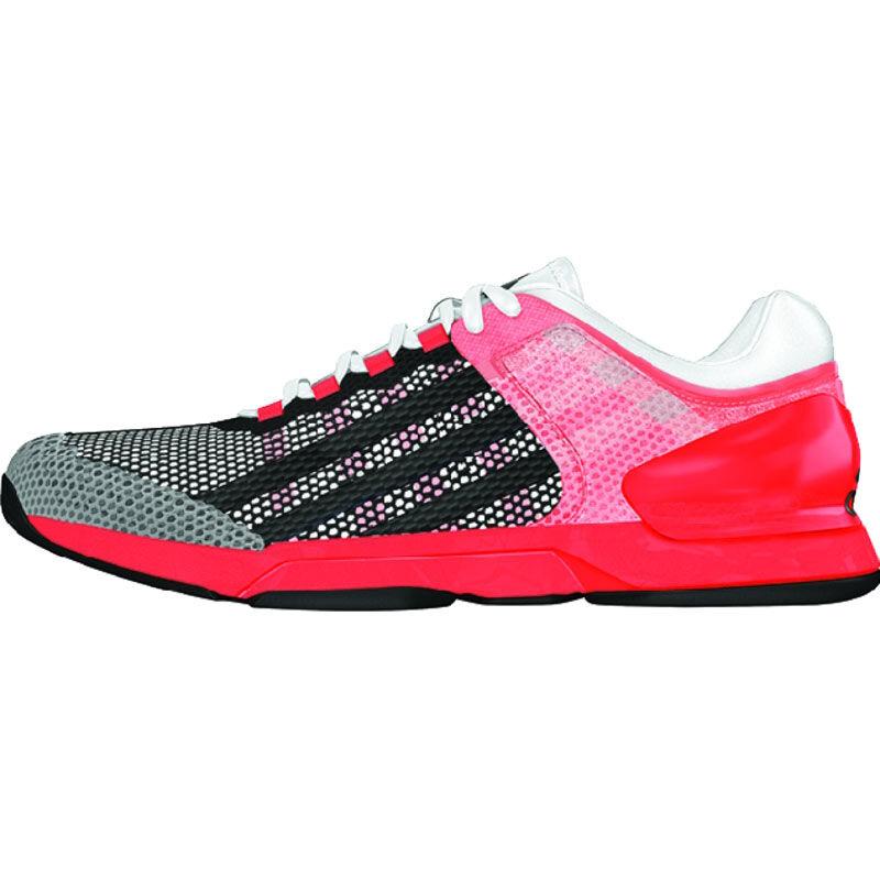 adidas adizero Ubersonic 2.0 Men's Tennis Shoes WhiteBlack