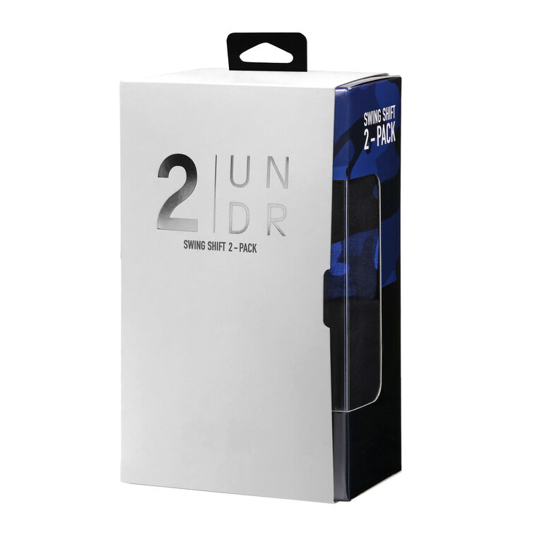 """2UNDR Swing Shift - 6"""" Boxer Brief - 2 Pack"""