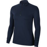 Alternate View 6 of Dri-FIT UV Victory Long Sleeve 1/2-Zip Pull Over