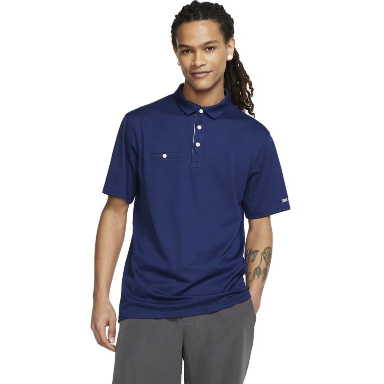 Dri-FIT Player Pocket Solid Golf Polo