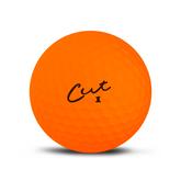 Alternate View 4 of Cut Matte Orange Golf Balls