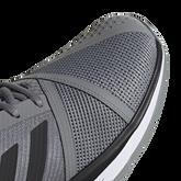 Alternate View 9 of Courtjam Bounce Men's Tennis Shoe - Grey/Black
