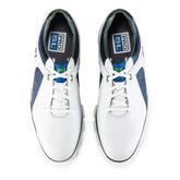 FootJoy Pro/SL Men's Golf Shoe - White/Blue