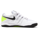 Alternate View 3 of NikeCourt Jr. Vapor X Kids' Tennis Shoe - White/Yellow