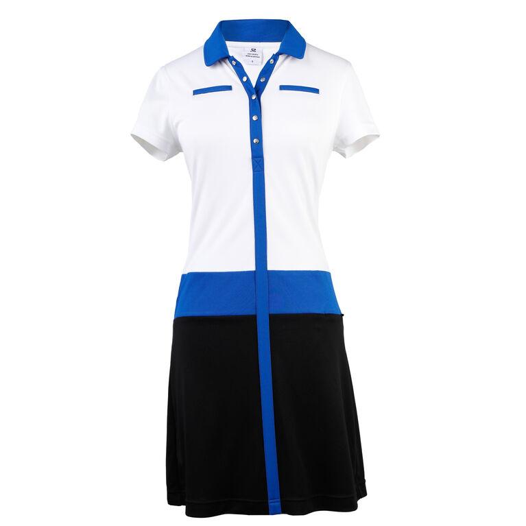 Ultra Group: Leyla White Dress