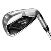 TaylorMade M4 4-PW, AW Iron Set w/ Steel Shafts