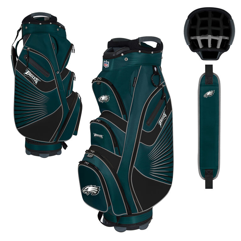 NFL Philadelphia Eagles Bucket II Cooler Cart Bag