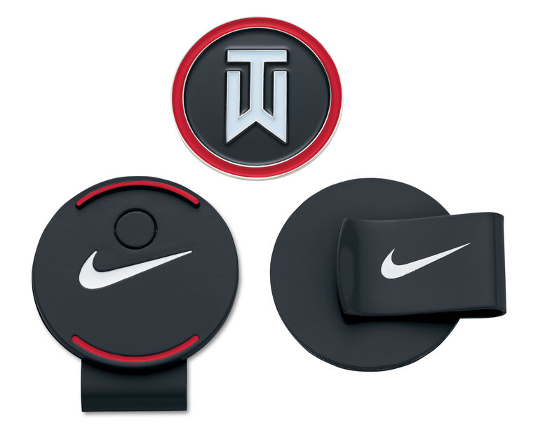 fc051fea333 Images. Nike TW Hat Clip and Ball Marker