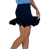 """Alternate View 2 of Rojito Collection: Knife Pleat 14"""" Skort"""