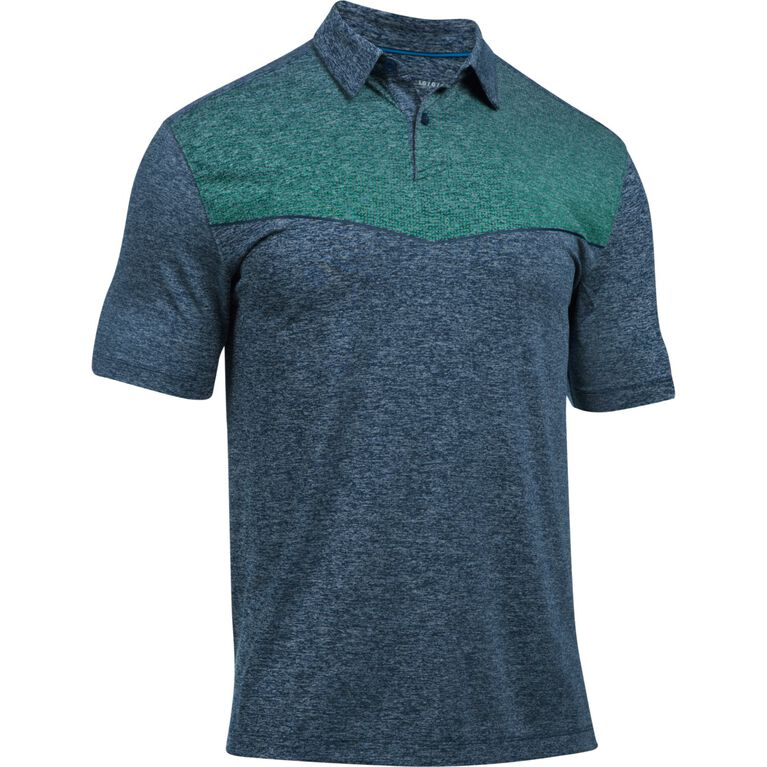 Under Armour Coolswitch Graphic Fade Polo