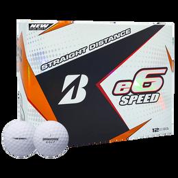 Bridgestone e6 Speed Golf Balls