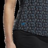 Alternate View 4 of Ultimate Sleeveless Stripe Polo Shirt
