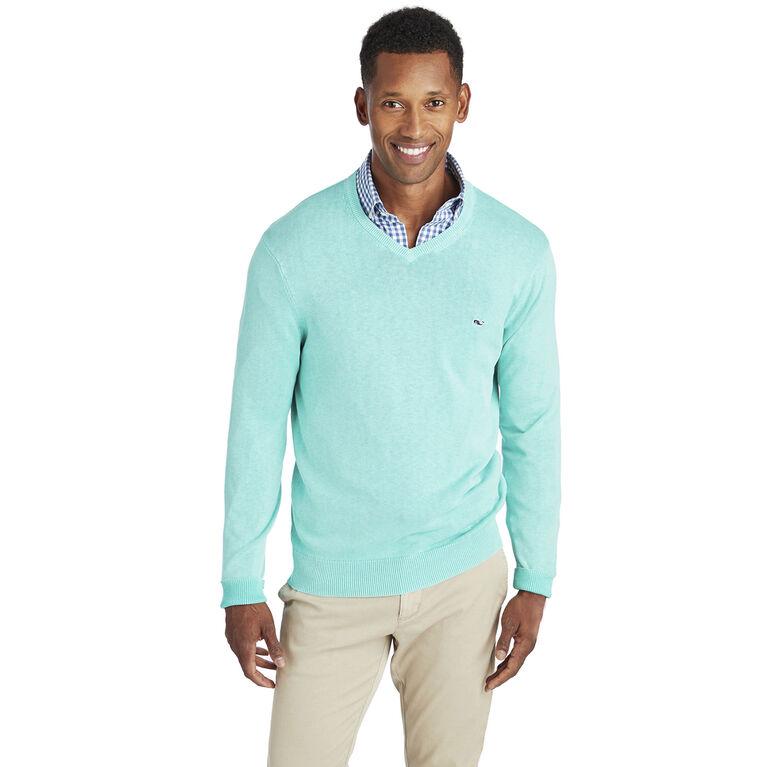 FA18-V Neck Sweater