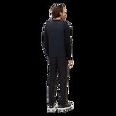 Alternate View 1 of Knit Hybrid Full Zip Jacket